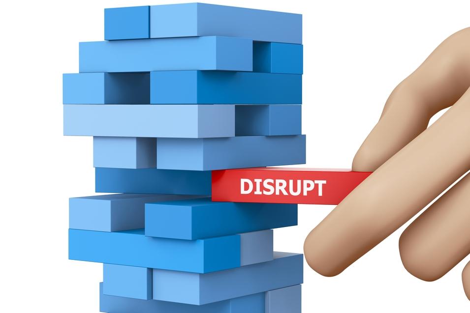 Tecnología exponencial en los negocios: la diferencia entre disrupción y extinción