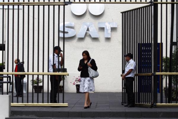 Sindicatos en la mira del sat for Oficina del contribuyente