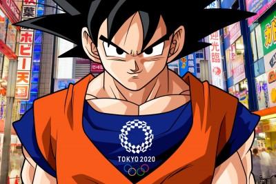Goku, embajador de los Juegos Olímpicos de Tokio 2020
