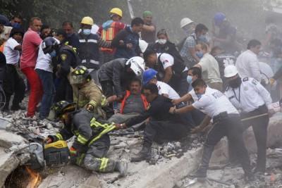 La corrupción inmobiliaria pudo haber potenciado la destrucción del sismo