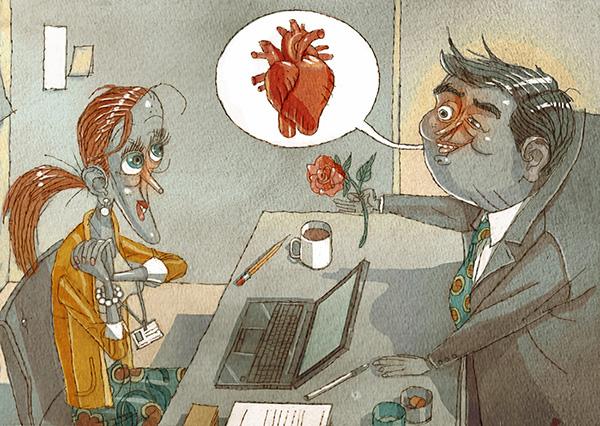 Relaciones peligrosas (en la oficina)