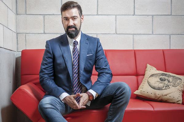 Iván Palomera: Adicto al vértigo emprendedor