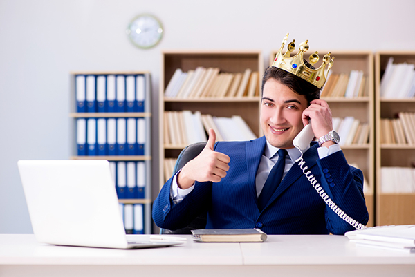 Carta abierta a los que presumen ser CEO de una empresa de… una persona