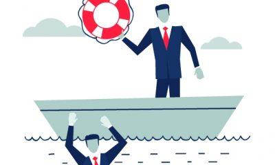 Cuándo debes dejar que tu empresa naufrague