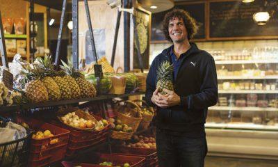 Bensi Levy, el hombre que gana al vender orgánico