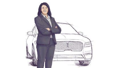 Rosángela Guerra, serenidad al volante