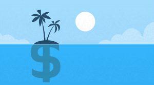 paraíso fiscal, evasión de impuestos