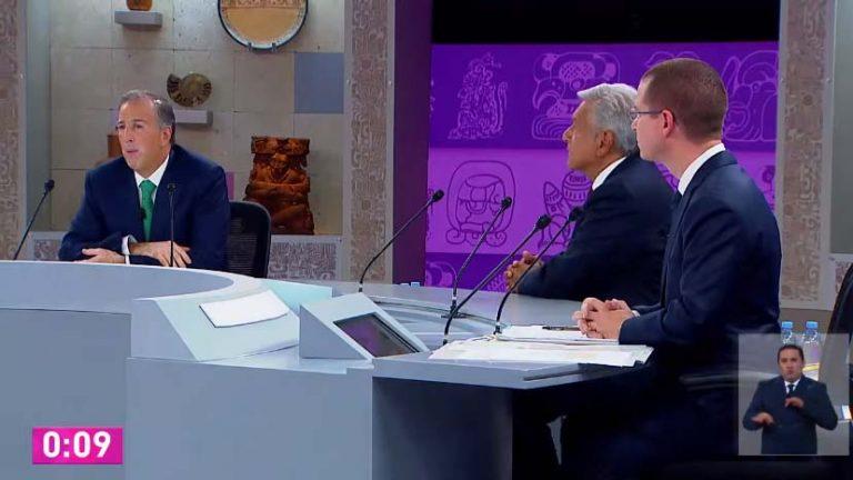 debate presidencia, reforma fiscal, política fiscal