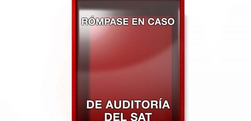 auditoría del SAT, acuerdo conclusivo, prodecon