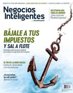 Portada de El Contribuyente - noviembre 2018