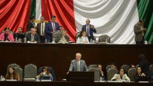 Carlos Urzúa ante el Congreso