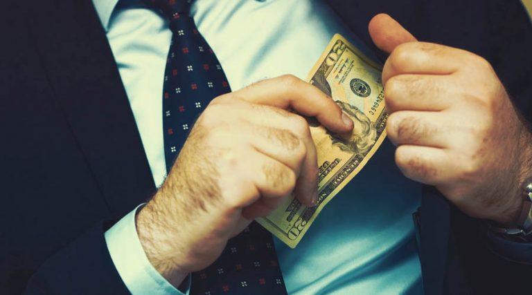 malas prácticas de pagos por cuenta de terceros
