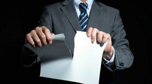 La aseguradora no tiene que notificar la terminación de un contrato por incumplimiento de pago