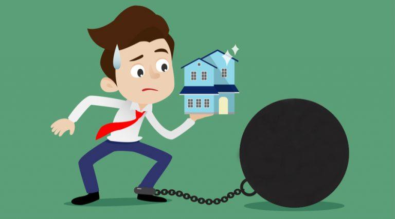 Para garantizar un adeudo fiscal no se puede embargar el usufructo de un bien inmueble