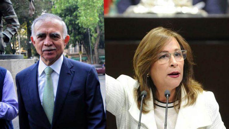 Carlos Urzúa podría haber renunciado por Alfonso Romo y Rocío Nahle