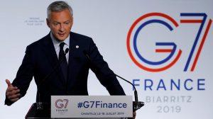 El G-7 llega a acuerdos para combatir evasión de multinacionales