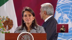 Margarita Ríos-Farjat quiere ser gobernadora de Nuevo León