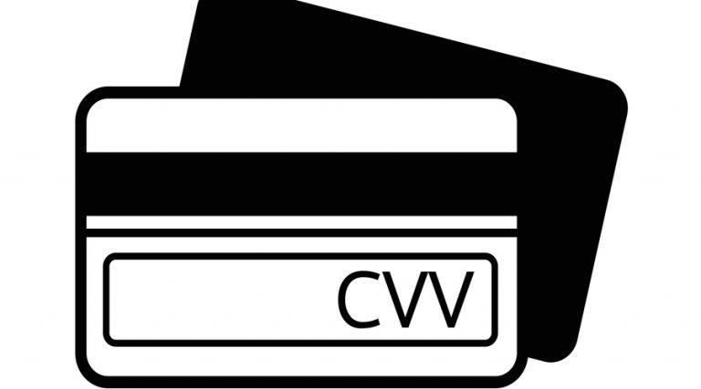 ¿Qué es el CVV de las tarjetas?