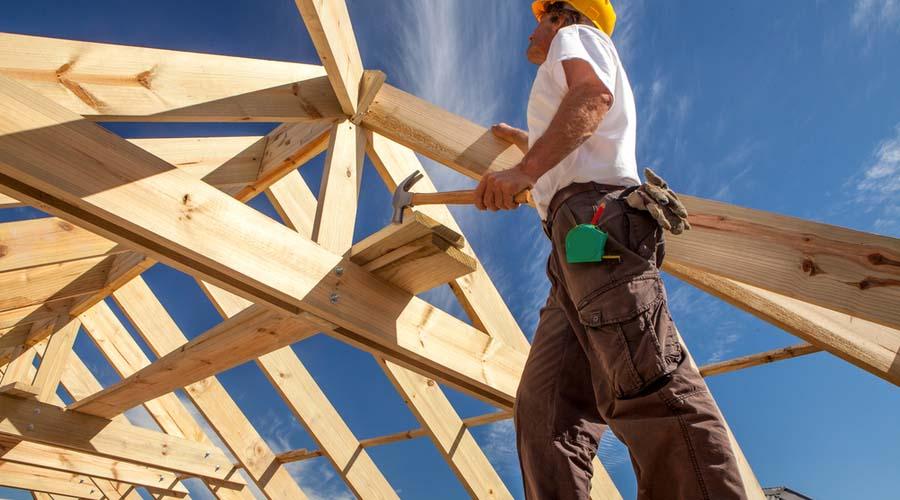 construcción de casa de madera por albañil o ingeniero con estímulo fiscal del IVA para construcción de casa habitación