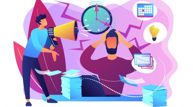 Factores de riesgo psicosociales en el entorno laboral
