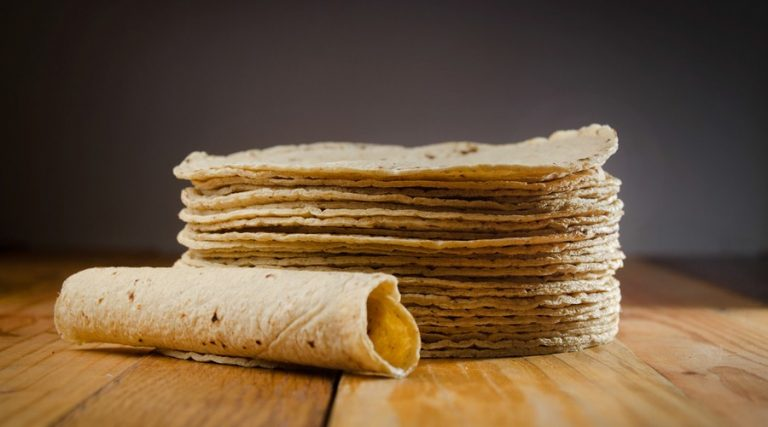 $60 por un kilo de tortilla