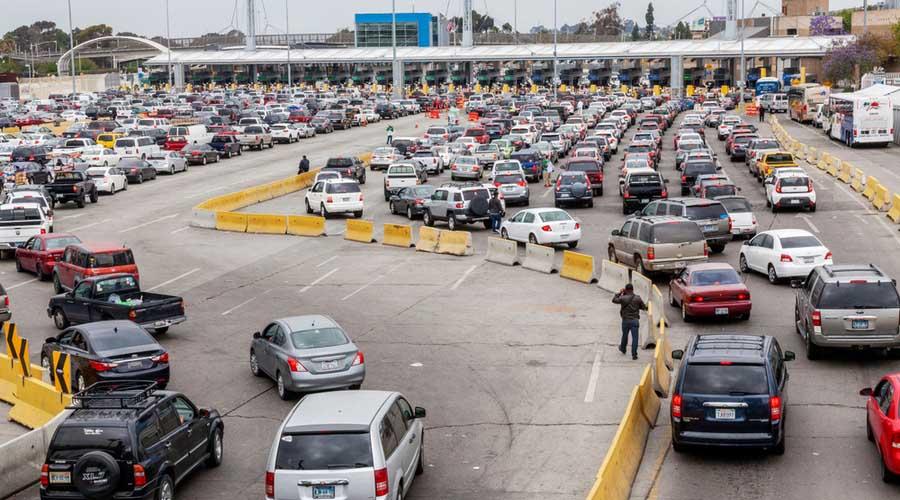 autos chocolate frontera méxico estados unidos