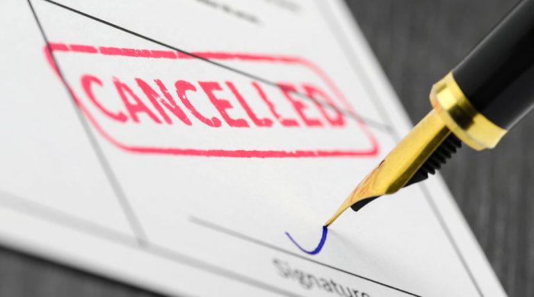 Las razones por las que pueden cancelar tu sello digital
