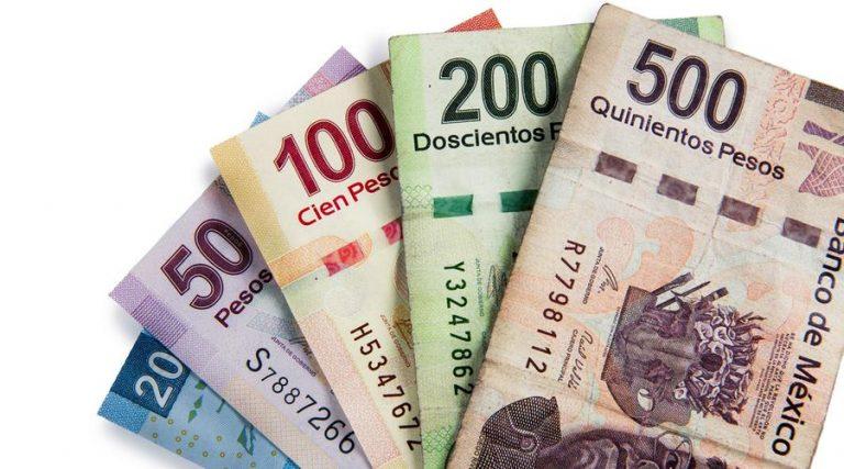 Salario mínimo será de 123.22 pesos en 2020