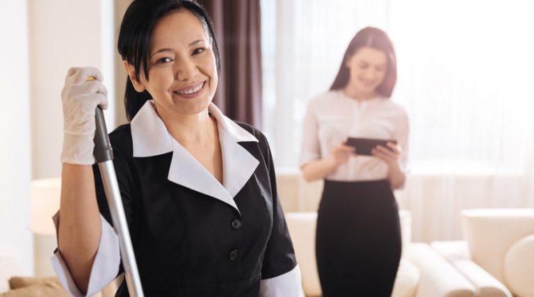 Aguinaldo para trabajadoras domésticas