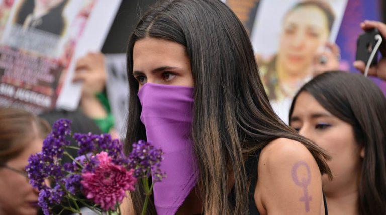 marcha feminista, paro nacional de mujeres, un día sin mujeres