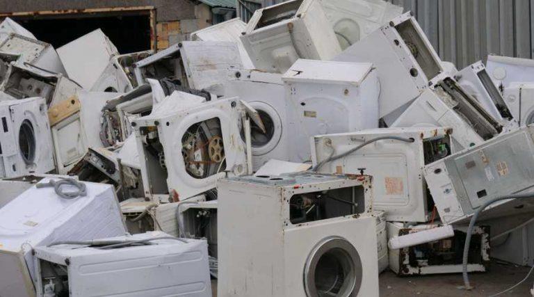 lavadoras viejas