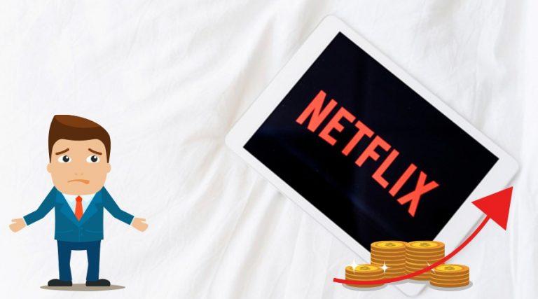 Subirá tu tarifa de Netflix por impuestos digitales