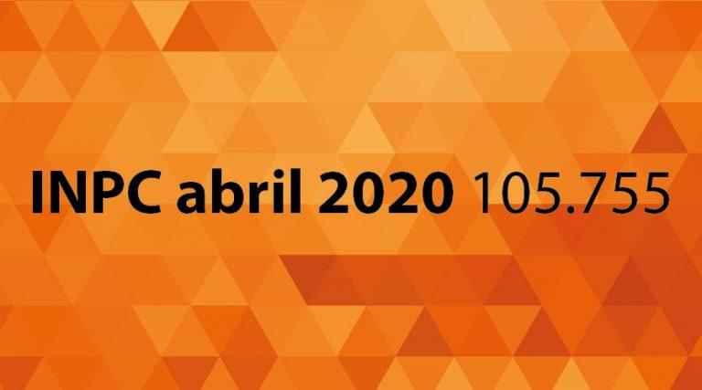 Con la pandemia del COVID-19, la inflación de abril retrocede 0,01%