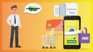 Portada Condusef anuncia consejos para realizar compras en el comercio en línea
