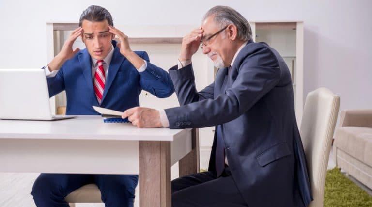 Dudas sobre el aviso de actualización de socios y accionistas