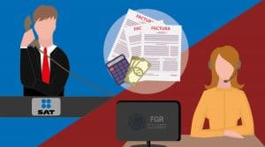 SAT presentó 5 denuncias ante FGR en contra de las factureras