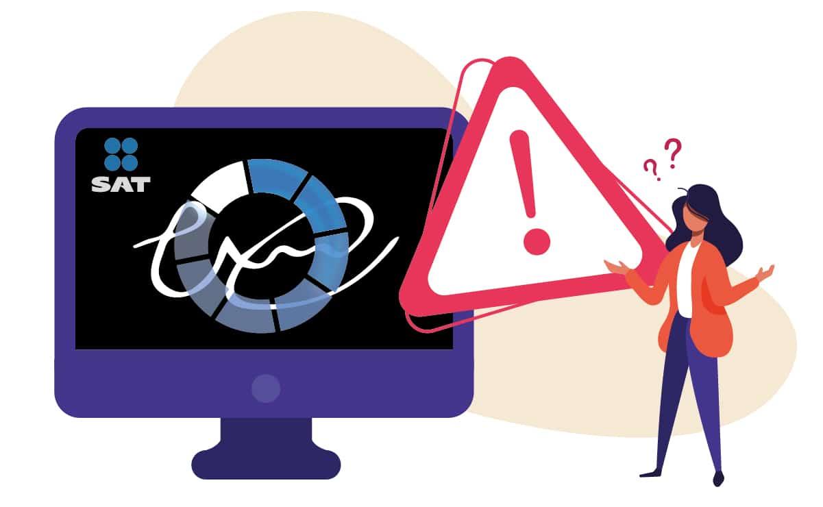 El SAT debe renovar la e.firma aunque presuma simulación de operaciones