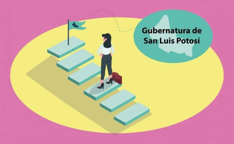 Una ex ayudante de AMLO se pasó al SAT y ahora quiere gobernar San Luis Potosí