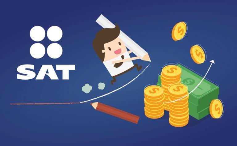 El SAT supera meta de recuperación de adeudos de los contribuyentes