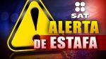 """Estafadores utilizan portal falso del SAT para """"solicitar devoluciones"""" y robar a contribuyentes"""