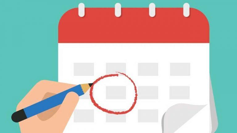 Recuerda la fecha límite para presentar la declaración anual de personas físicas