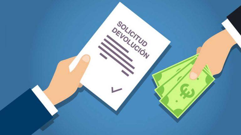 Un contribuyente obtuvo la devolución de una retención indebida por el pago de salarios caídos