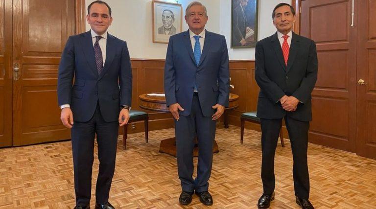 AMLO anuncia nuevo titular para la Secretaría de Hacienda
