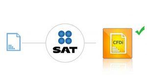 """El SAT explica cómo llenar el CFDI con complemento """"carta porte"""""""