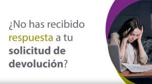La Prodecon ofrece asesoría para conocer la situación de las solicitudes de devolución