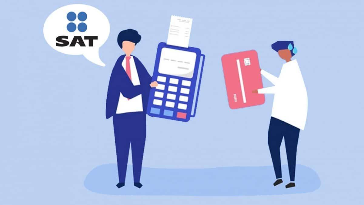 ¿El SAT se puede enterar de los gastos con tarjetas de crédito