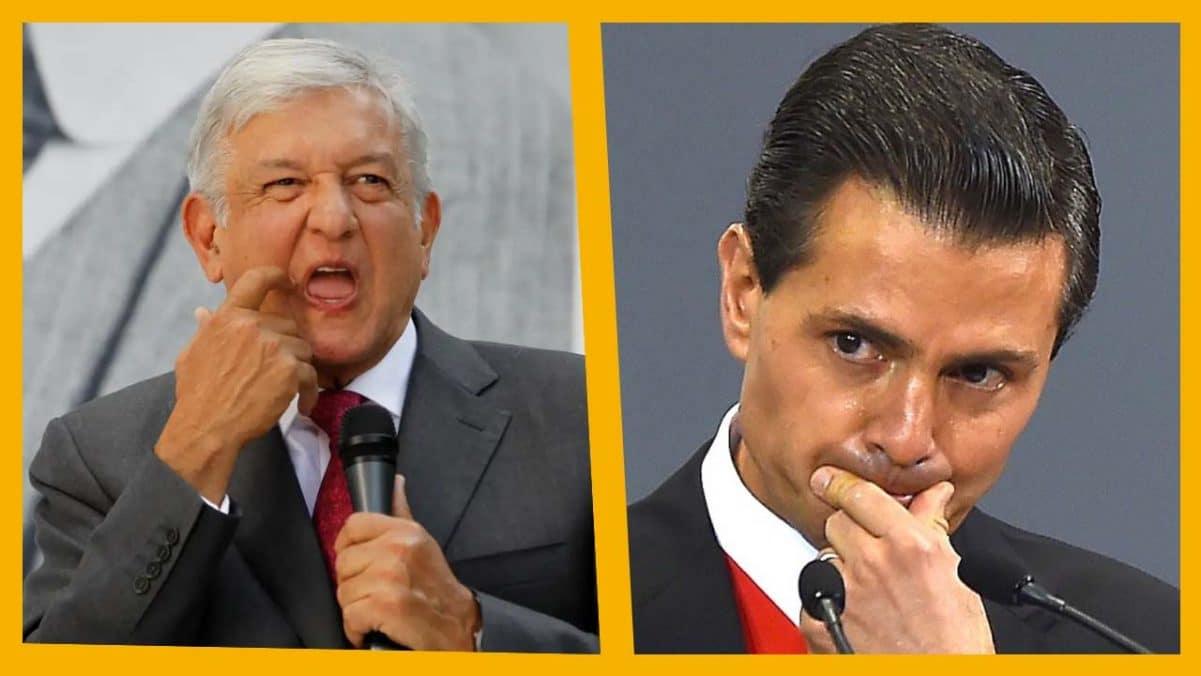 AMLO expuso la condonación de impuestos a bancos en gobiernos de Peña y Calderón