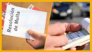 La condonación de multas no se debe resolver con base en una regla posterior a la solicitud
