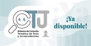 TFJA habilita nuevo sistema de consulta temática de tesis y jurisprudencias