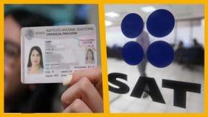 El SAT aceptará identificaciones oficiales vencidas en 2021 y parte de 2022